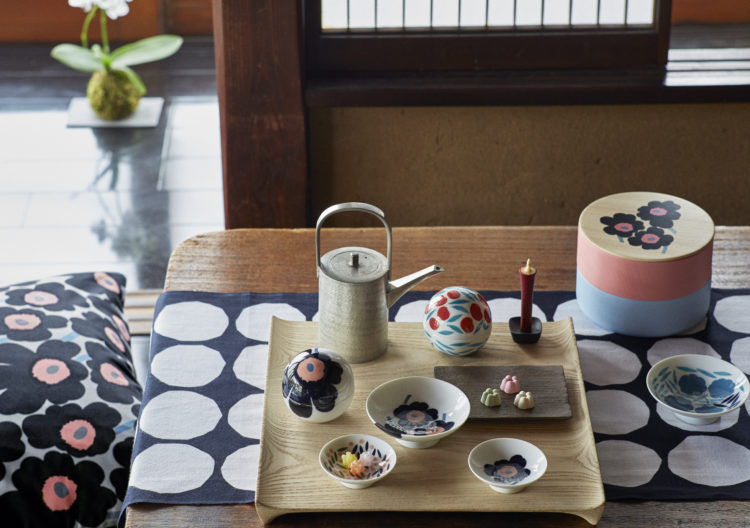 Marimekko pop up shop 「 We love Japan – The Isetan edition – 」
