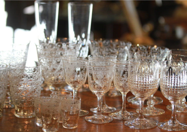 Old Baccarat Collection